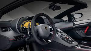 2015 lamborghini aventador interior lamborghini aventador lp750 4 superveloce roadster interior