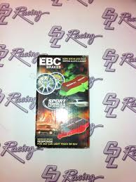 ferodo ds2500 rear brake pads honda civic type r fn2 cpl racing