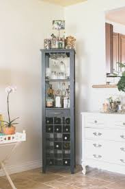 dining room dining room hutch with wine rack small home