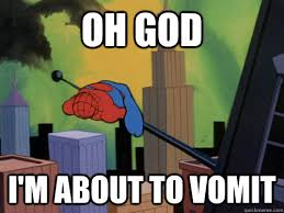 Puke Meme - about to vomit meme to best of the funny meme