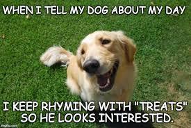 Happy Dog Meme - happy dog memes imgflip