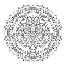 tons printable mandala designs free download print