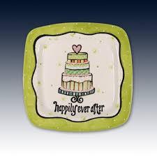 personalized cake plate wedding cake platter pyop wedding valentines cake
