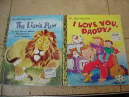 golden book set of 2 the s paw and i you