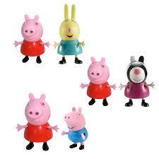 peppa pig twin pack figurines assorted toys r us australia