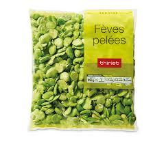 comment cuisiner les feves surgel馥s fèves pelées surgelé gamme pommes de terre légumes fruits sur
