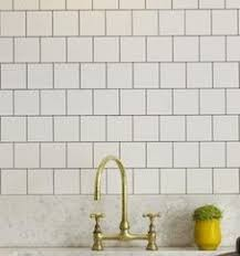 Selecting A Tile Pattern For A Kitchen Backsplash DohIY - Square tile backsplash