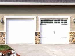 Decorative faux garage door windows & hardware kits from Coach
