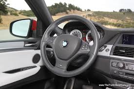 2013 Bmw X6 Interior Review 2013 Bmw X6m Swansong Edition The Truth About Cars