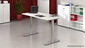 Schreibtisch Elektrisch Höhenverstellbare Schreibtische Online Kaufen U2013 Büromöbel Günstig