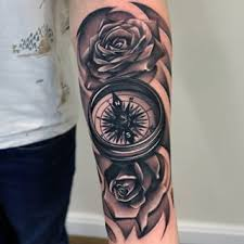 tattoo compass realistic realistic compass tattoo pesquisa google tattoo pinterest