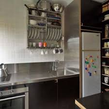 Small Square Kitchen Design Very Small Square Kitchen Interior Design Idea With Effective
