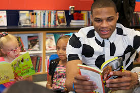 Thanksgiving Foundation Russell Westbrook Kicks Off Why Not Foundation With Thanksgiving