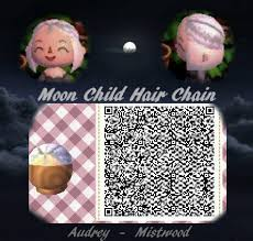 acnl qr code hair a collection of cute qr codes animal crossing qr codes clothes