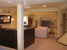 Finished Basement Decorating Ideas by Finished Basement Layout Ideas Home Style Tips Marvelous