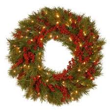battery operated wreath battery operated prelit wreath wayfair