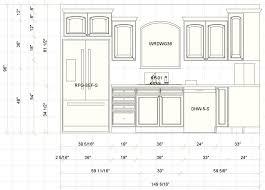 upper kitchen cabinet dimensions standard cabinet door sizes how tall are upper kitchen cabinets