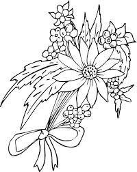 266 flower pic images printable coloring