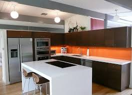 modern backsplash for kitchen kitchen backsplash ideas a splattering of the most popular colors