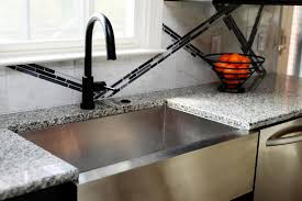 kitchen faucet stainless steel stainless steel apron sink with rubbed bronze faucet awesome