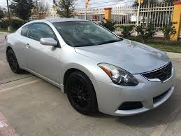 nissan altima coupe houston nissans for sale in houston tx 77037