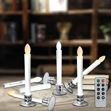 led window candle lights with timer fooru me