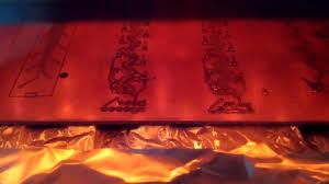 Toaster Oven Temperature Control Toaster Oven Reflow Test Without Temperature Control Youtube