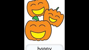 pumpkin cartoon pic five little pumpkins youtube