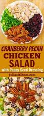 cranberry salads thanksgiving 17 best images about best salads u0026 dressings on pinterest