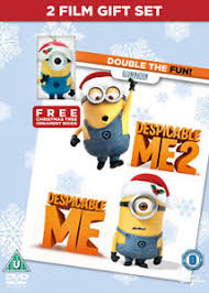 despicable me despicable me 2 with ornament dvd