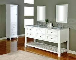 Mission Style Bathroom Vanity by Bathroom Storage Manhattan 60 Double Sink Vanity Mission Hills