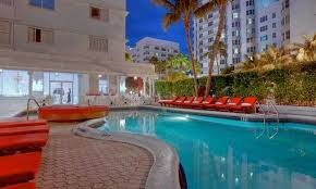 Florida travellers beach resort images Red south beach hotel miami florida miami on the beach