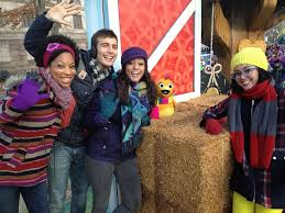 sprout announces new hosts during macy s thanksgiving day parade