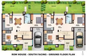 row house floor plan row house floor plan ideas house