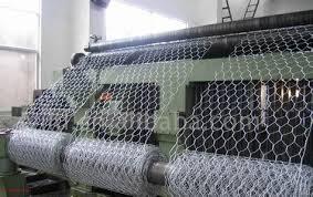 rete metallica per gabbie scatola esagonale galvanizzata rivestita a caldo pesante della