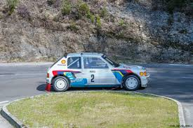peugeot 205 group b 1984 peugeot 205 turbo 16 evolution 1 group b 5