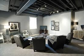 best basement ceiling lights ideas popular basement ceiling
