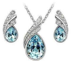 jewelry set swarovski jewelry set ebay