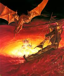 Wild Fire Vs Dragon Fire by Dragons