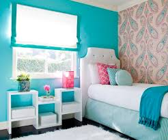 bedroom teal pink white paisley wall paper this is the