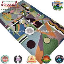 Geometrical Rugs Indian Hand Embroidery Rug U0026 Carpet Geometrical Designs Modern