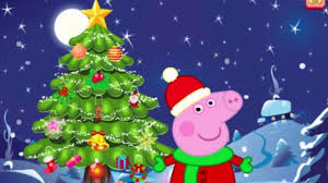 Decoration Of Christmas Tree Games by Peppa Pig Christmas Tree Decoration Play The Game Online