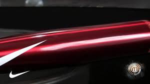 nike 2011 aero fuse bat youtube