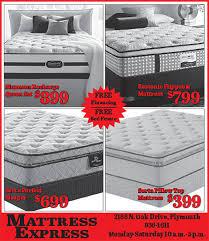 specials u2013 mattress furniture express
