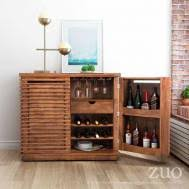 Wood Bar Cabinet Wine And Bar Cabinets Liquor Storage Units With Shelves And Drawers