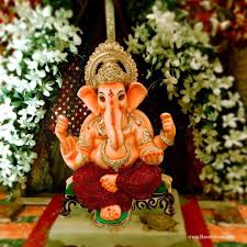 Home Ganpati Decoration Marathi Actor Actress Ganpati Festival Celebration Photos 2015