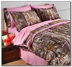 Pink Mossy Oak Comforter Set Chic Pink Camo Comforter Set Queen Spectacular Home Design Ideas