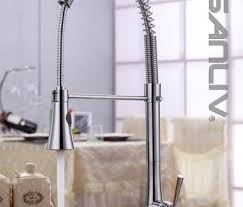 kitchen sink faucet best chrome brass pull out spray kitchen sink faucet mixer tap for