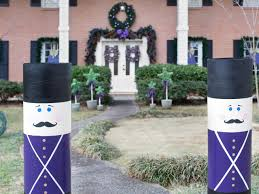 how to make giant nutcrackers hgtv homemade and craft