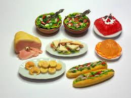playmobile cuisine mini food j s playmobil
